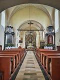 Church in Poland Stock Image
