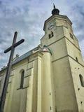 Church in Poland Royalty Free Stock Photos