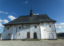 Church in Poland Royalty Free Stock Images