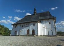 Church in Poland Stock Photo