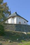 Church in Poland. Small catholic church in  Poland in village Tropie in Malopolska near Krakow Stock Photography