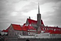 Wroclaw - Poland Royalty Free Stock Image