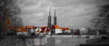 Wroclaw - Poland Royalty Free Stock Photo
