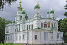Church in Poltava Stock Image