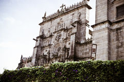 Church in Pontevedra Royalty Free Stock Images