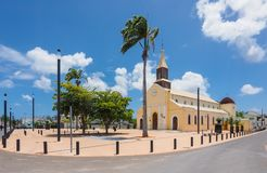 Church of Port Louis town, Guadeloupe