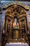 Church in Porto Stock Photography