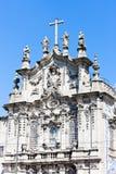 Church in Porto, Portugal royalty free stock image