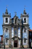 Church in Porto, Portugal royalty free stock photos