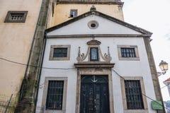 Church in Porto stock image