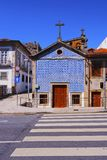 Church in Porto Royalty Free Stock Photo