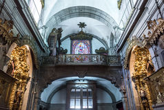 Church in Porto Royalty Free Stock Photography