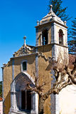 CHURCH / PORTUGAL Royalty Free Stock Photography