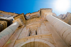 Church of Portugal Stock Photography
