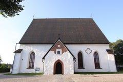 Church in Porvoo, Finland Royalty Free Stock Photos