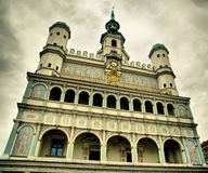 Church in poznan Royalty Free Stock Image