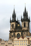 Church in Prague Stock Photos