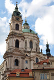 Church in Prague, Czech Republic, Europe Royalty Free Stock Photo