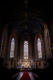 Church. Prague is a old city in Czech Republic Stock Photos