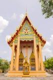 Church of Prathong temple or Pra-pood temple at Phuket, Thailand Royalty Free Stock Photo