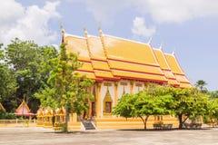 Church of Prathong temple or Pra-pood temple at Phuket, Thailand Royalty Free Stock Photography