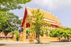 Church of Prathong temple or Pra-pood temple at Phuket, Thailand Stock Image