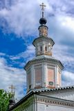 Church of the Presentation of the Lord of the Savior-Transfiguration parish in Veliky Ustyug. Church of the Presentation of the Lord of the Savior royalty free stock image