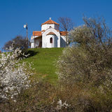 Church, Prespa Lake Royalty Free Stock Photo