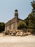 Church of the Primacy of Peter, Tabgha Stock Image