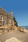 The Church of the Primacy - Tabgha. Stock Photo