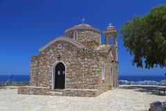 Church of the Prophet Elias Royalty Free Stock Photos