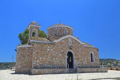 Church of the Prophet Elias Stock Photo