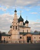 Church of Prophet Elijah, Yaroslavl Royalty Free Stock Image