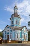 Church Protection of the Theotokos, Toropets Stock Photography