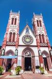 Church in Puducherry stock photos