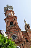 Church in Puerto Vallarta, Jalisco, Mexico Stock Photography
