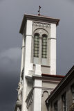 Church in Punta Arenas Royalty Free Stock Photo