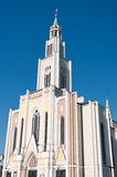 Church purest Heart of Mary - Warsaw Stock Photography