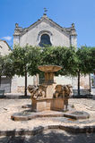 Church of Purgatory. Conversano. Puglia. Italy. Stock Image