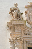 Church of Purity. Martina Franca. Puglia. Italy. Stock Photography