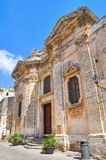 Church of Purity. Nardo. Puglia. Italy. Royalty Free Stock Image