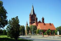 Church pw. Zwiastowania Royalty Free Stock Photography
