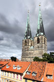 Church in Quedlinburg Royalty Free Stock Photography