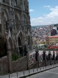 Church of Quito Stock Image