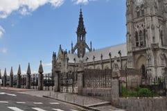 Church of Quito Stock Photo
