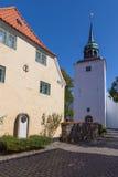 Church of Ærøskøbing Stock Image