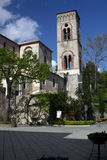 Church in Ravello, Italy Stock Image