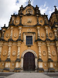 Church of the Recollection. (Iglesia de la Recollecion) in Leon, Nicaragua Royalty Free Stock Photo