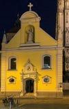 Church in Regensburg, Germany Stock Photo
