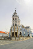 Church of Reguengos de Monsaraz, Portugal Royalty Free Stock Image